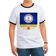 Virginia Pride Ringer T