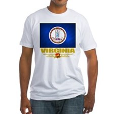 Virginia Pride Fitted T-Shirt