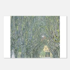 Avenue of Trees Postcards (Package of 8)