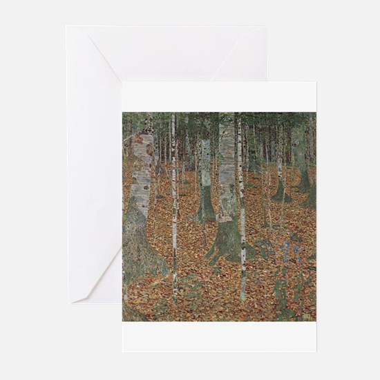 Birch Forest Greeting Cards (Pk of 10)