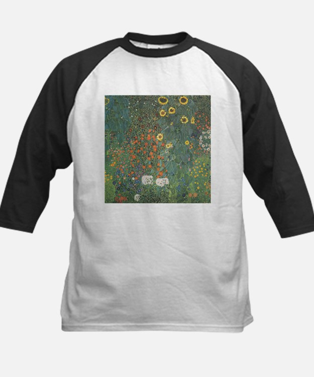Country Garden with Sunflower Tee