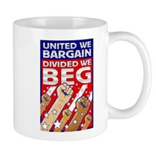 United We Bargain, Divided We Mug