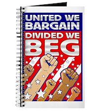 United We Bargain, Divided We Journal