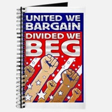 United We Bargain, Divided We Journal