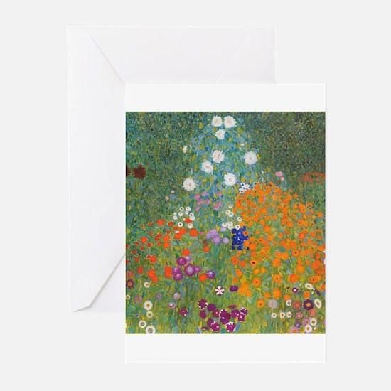 Flower Garden Greeting Cards (Pk of 10)