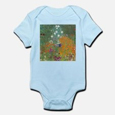 Flower Garden Infant Bodysuit