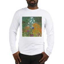 Flower Garden Long Sleeve T-Shirt