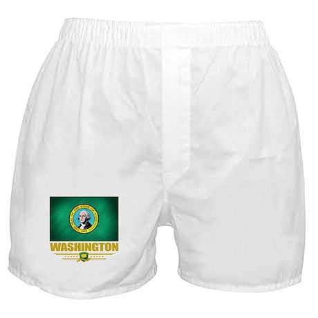 Washington Pride Boxer Shorts