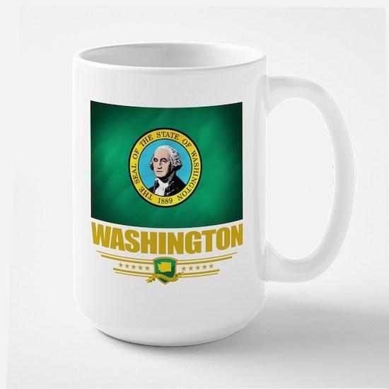 Washington Pride Large Mug