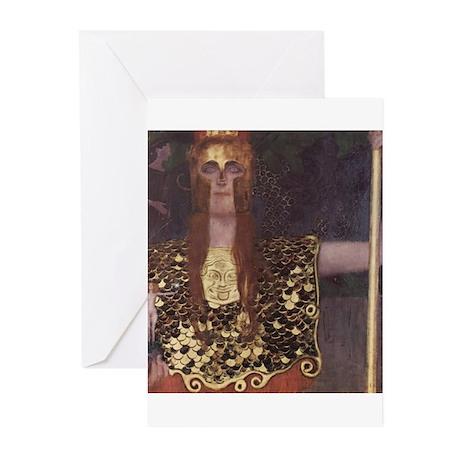 Pallas Athena Greeting Cards (Pk of 10)