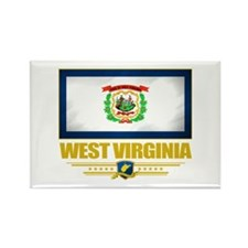 West Virginia Pride Rectangle Magnet