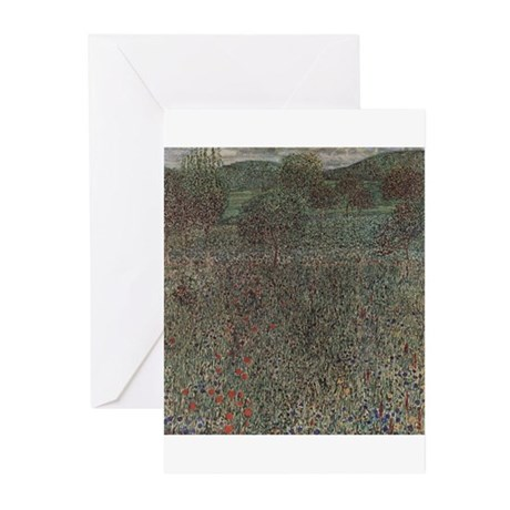 Bloom Field Greeting Cards (Pk of 10)