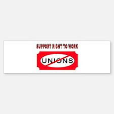GIVE US A CHOICE Bumper Bumper Sticker