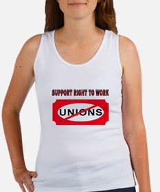 GIVE US A CHOICE Women's Tank Top