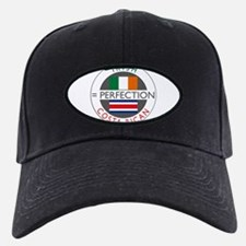 Irish Costa Rican flags Baseball Hat
