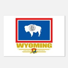 Wyoming Pride Postcards (Package of 8)