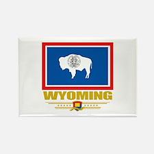 Wyoming Pride Rectangle Magnet