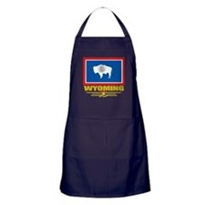 Wyoming Pride Apron (dark)