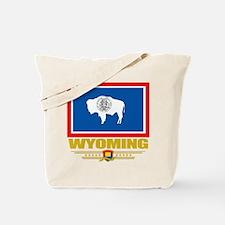 Wyoming Pride Tote Bag