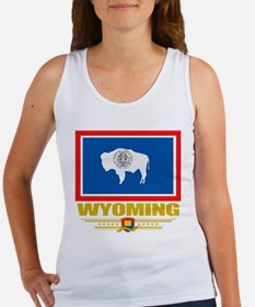 Wyoming Pride Women's Tank Top