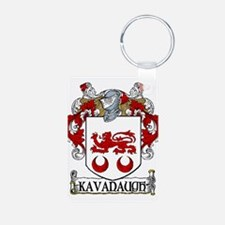 Kavanaugh Coat of Arms Aluminum Photo Keychain