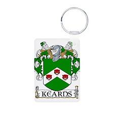Kearns Coat of Arms Aluminum Photo Keychain