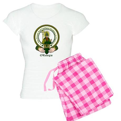 O'Keefe Clan Motto Women's Light Pajamas