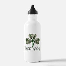 Kennedy Shamrock Water Bottle