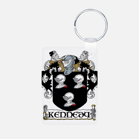Kennedy Coat of Arms Keychains