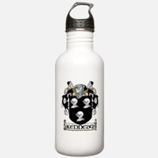 Kennedy Coat of Arms Water Bottle