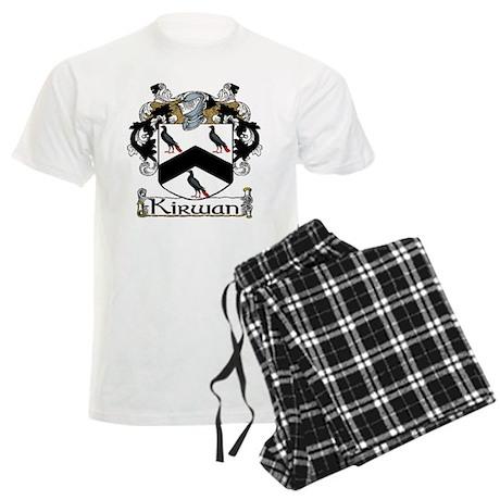 Kirwan Coat of Arms Men's Light Pajamas