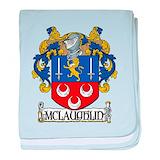 Mclaughlin family crest Blanket
