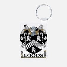 Lyons Coat of Arms Keychains
