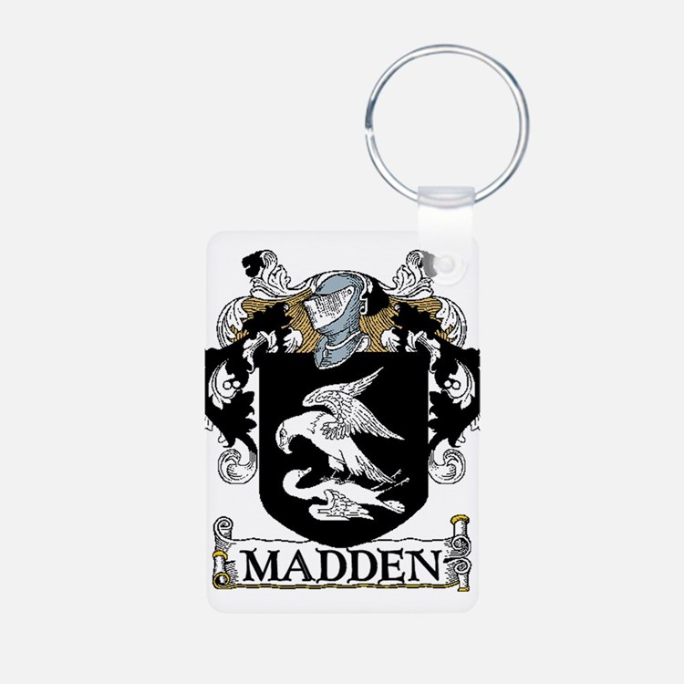 Madden Coat of Arms Keychains