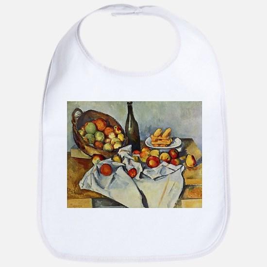 Basket of Apples Bib