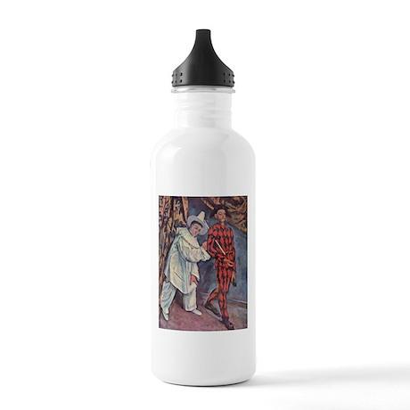 Mardi Gras Stainless Water Bottle 1.0L