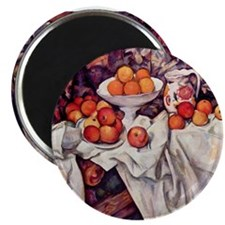 """Still Life with Apples and Or 2.25"""" Magnet (10 pac"""