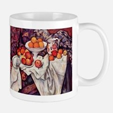 Still Life with Apples and Or Mug