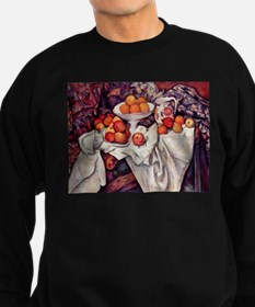 Still Life with Apples and Or Sweatshirt