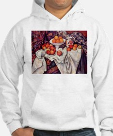 Still Life with Apples and Or Hoodie