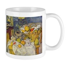 Still Life with Fruit Basket Mug
