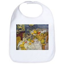 Still Life with Fruit Basket Bib