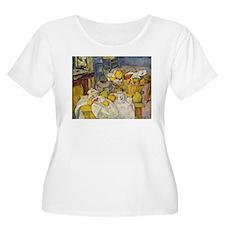 Still Life with Fruit Basket T-Shirt