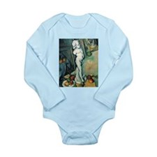 Still Life with Plaster Cupid Long Sleeve Infant B