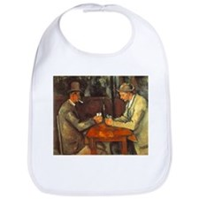 The Cardplayers Bib
