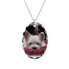 Innocent? Westie Pup Necklace