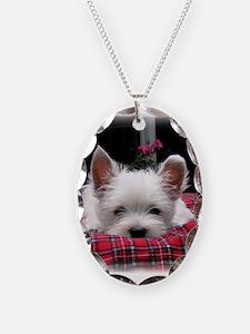 Innocent? Westie Pup Necklace