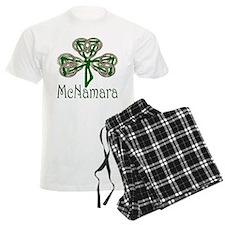 McNamara Shamrock Pajamas