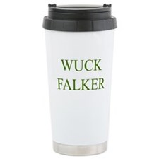 WUCK FALKER Travel Mug