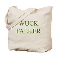 WUCK FALKER Tote Bag